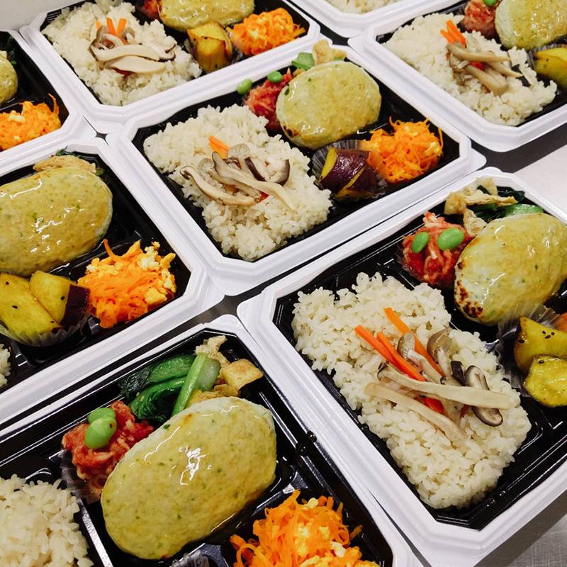 [茶蔵坊]イオンモール高崎店で本日も限定のお弁当販売いたします。